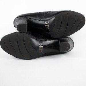Clarks Shoes - Clarks Bendables Bootie Black Sapphire Athena Heel